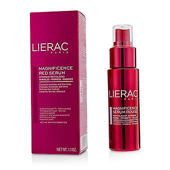 Lierac magnificencia suero intensivo rojo revitalizante - 30ml/1,1 oz