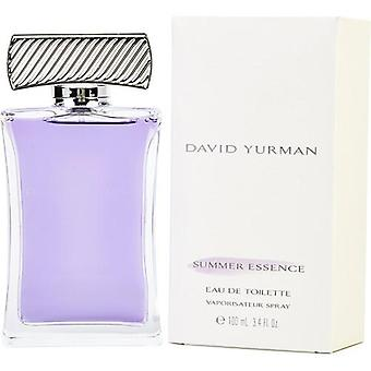 David Yurman Summer Essence By David Yurman Edt Spray 3.4 Oz (Limited Edition)