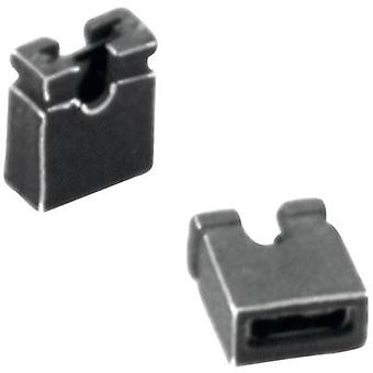 Shorting jumper Contact spacing: 2 mm Pins per row:2 W & P Products
