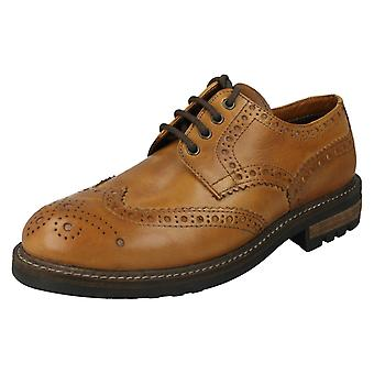 Mens Red Tape Formal Brogues Bracken Classic