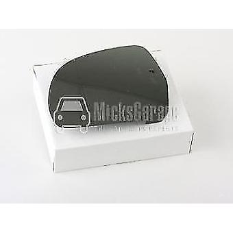 Left Mirror Glass (heated) & Holder For AUDI A3 Sportback 2008-2010