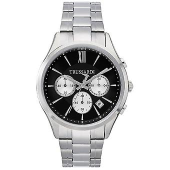 Trussardi watches mens watch T-first chronograph R2473612003