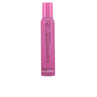 Schwarzkopf Silhouette Color Brillance Mousse Super Hold 200ml Unisex