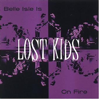Lost Kids - Belle Isle er på brand [CD] USA importerer