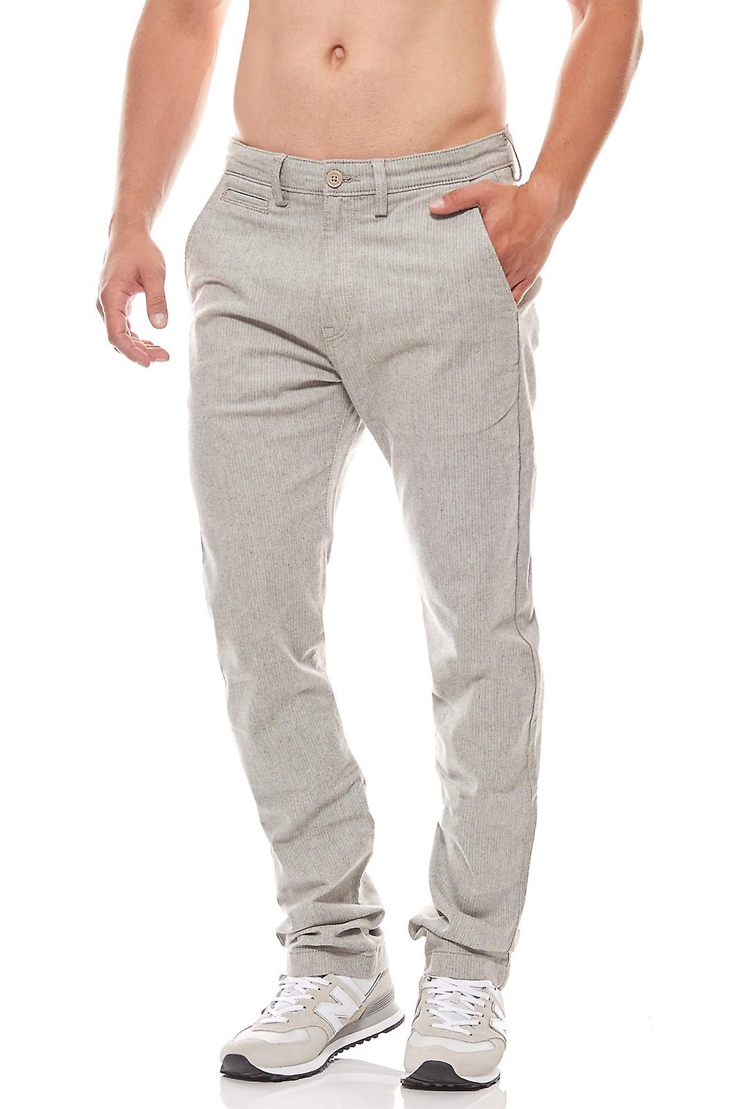 Chinohose mens trousers Lee Chino slim grey