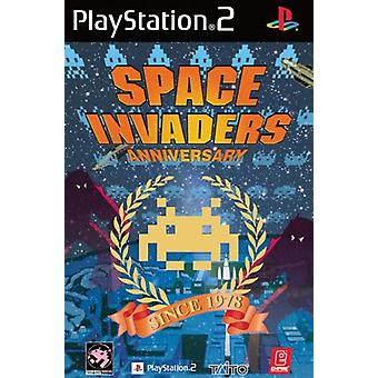 Space Invaders Anniversary (PS2) - Factory Sealed