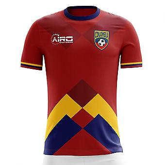 2018-2019 Colombia Away Concept Football Shirt (Kids)