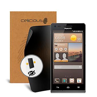 Celicious Privacy 2-Way Visual Black Out Screen Protector for Huawei Ascend W3