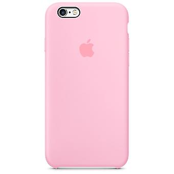 Original packaging Apple silicone cover case for iPhone 6 6 S pink