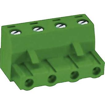 DECA Socket enclosure - cable MC Total number of pins 6 Contact spacing: 7.62 mm MC100-76206 1 pc(s)