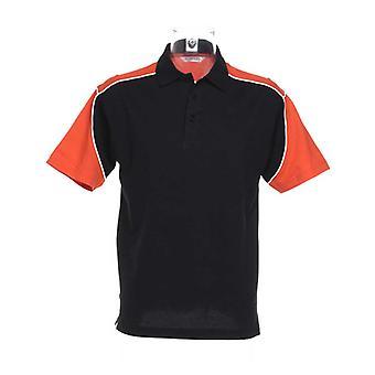 GameGear Formula Racing Mens Monaco Polo Shirt