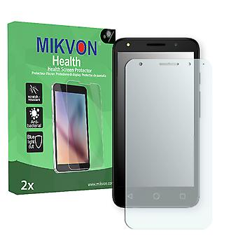 Alcatel Pixi 4 5 Zoll 4G Screen Protector - Mikvon Health (Retail Package with accessories)