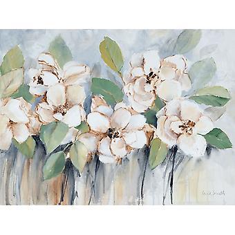 Modern Fleurs Poster Print by Lanie Loreth