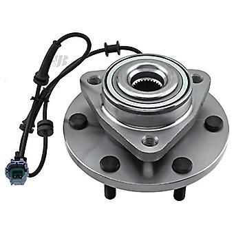 WJB WA515124 - Front Wheel Hub Bearing Assembly - Cross Reference: Timken SP500703 / Moog 515124 / SKF BR930829