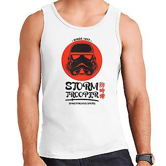 Colete original espaço Stormtrooper biscoitos da sorte masculino