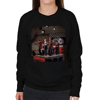TV Times The Kinks Live TV Show Women's Sweatshirt