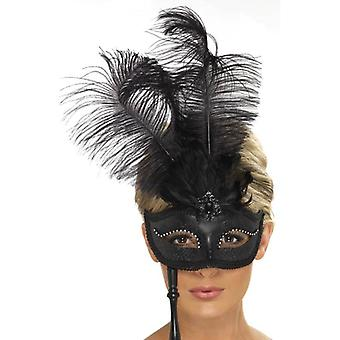 Smiffy в стиле барокко фэнтези Eyemask