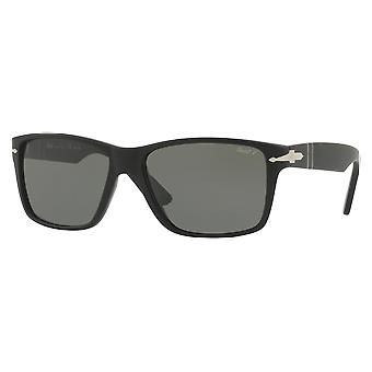 Persol 3195S polarized green Matt Black