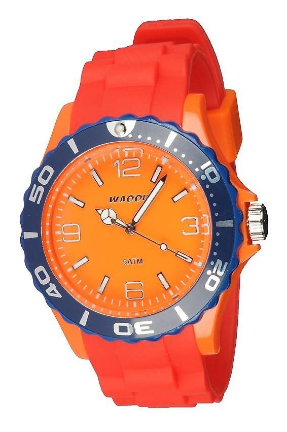 Waooh - Watch MC42 tricolor & blauw