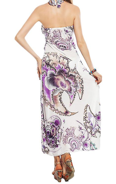 Waooh - Fashion - Long dress floral print