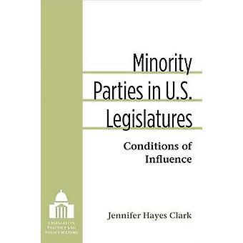 Partiti di minoranza in US legislature - condizioni di influenza da Jen
