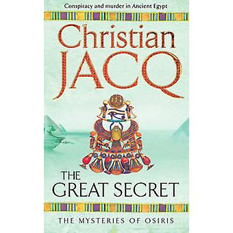 The Great Secret by Christian Jacq - 9780743492263 Book