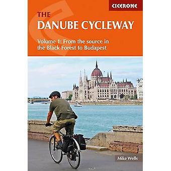 De Danube-fietsroute - uit de bron in het Zwarte Woud naar Boedapest-