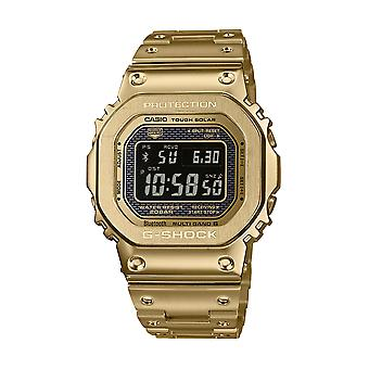 Casio G-Shock Limited Edition Digital Gold IP Plated Stainless Steel Men's Watch GMW-B5000GD-9ER 49mm