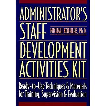 Developmnt de pessoal do administrador (Sp