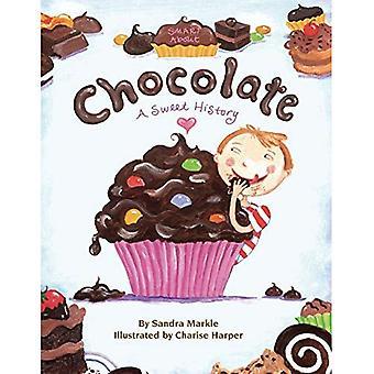 Denk goed na over chocolade: slim over geschiedenis
