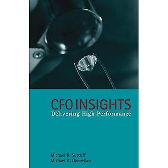 Delivering High Performance: CFO Insights