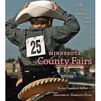 Minnesota County Fairs: Kids, Cows, Carnies, and Chow