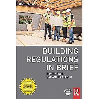 Bygning forordninger i korte træk
