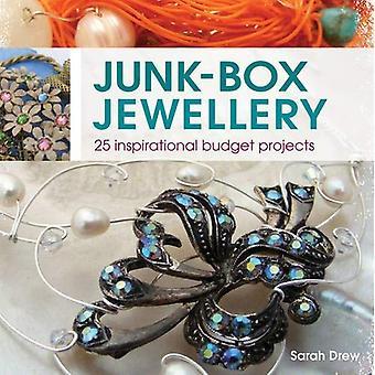 Skräp-Box smycken: 25 inspirerande Budget projekt