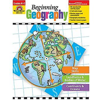 Börjar geografi, årskurs k-2 (början geografi