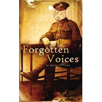 Glemte stemmer (Oberon moderne Plays)