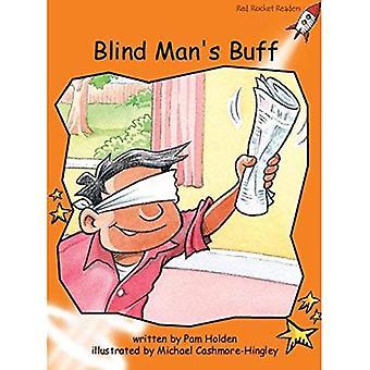 Blind Man's Buff: Level 1: Fluency (Red Rocket Readers: Fiction Set B)