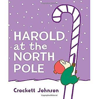 Harold at the North Pole [Board book]