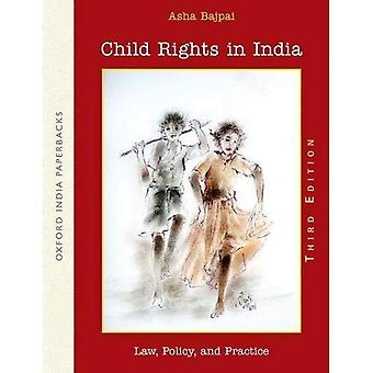 Child Rights in India: Law, Policy, and Practice, 3rd Ed.