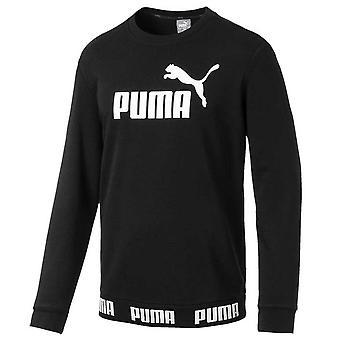 بوما تضخيم الصوف طاقم أزياء رجالي قميص من النوع الثقيل القميص الأسود