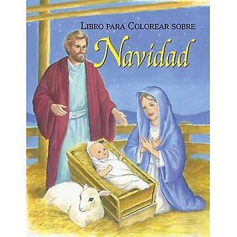 Navidad Coloring Book (St. Joseph Coloring Books)