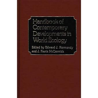 Käsikirja nykyaikainen kehitys maailman ekologia by Kormondy & Edward John