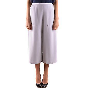 Armani Jeans Grey Modal Pants