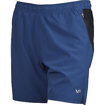 RVCA Mens VA Sport ATG Shorts - Seattle Blue