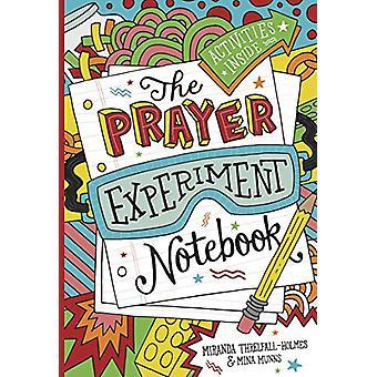 The Prayer Experiment Notebook by Miranda Threlfall-Holmes - 97802810