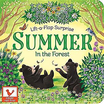 Summer in the Forest (Lift-A-Flap Surprise) [Board book]
