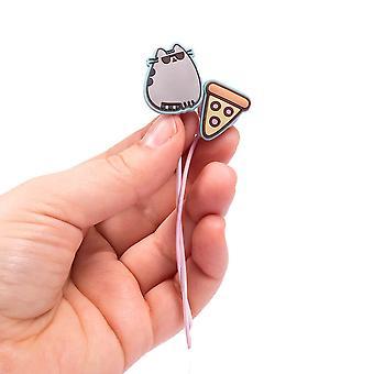 Pusheen the Cat Design Earphones