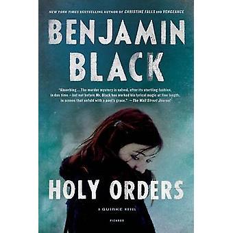 Holy Orders by Benjamin Black - 9781250050274 Book
