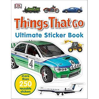 Things That Go by DK - 9781465447203 Book