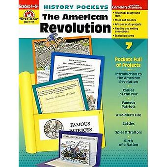 History Pockets - The American Revolution by Evan-Moor Educational Pub